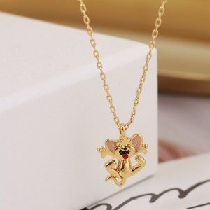 Kate Spade Cute Mouse Necklace